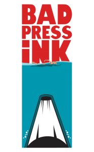 Badpress Ink Logo
